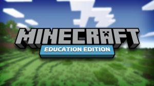 Minecraft: Education Edition logo